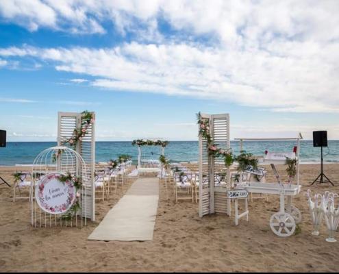 Bodas Playa Costa Dorada