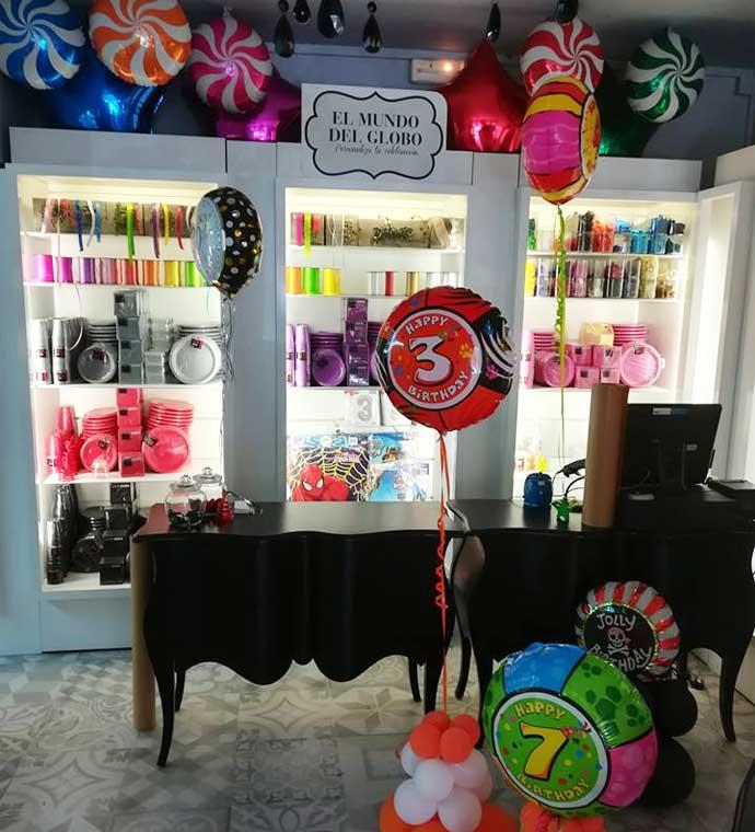 Tienda Party Store Calafell